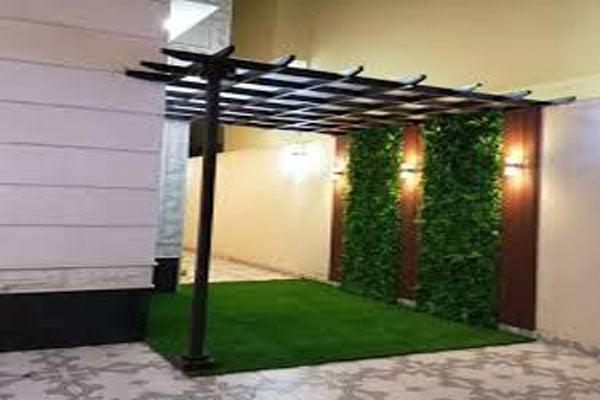 مظلات جلسات الحدائق داخل البيت بالرياض