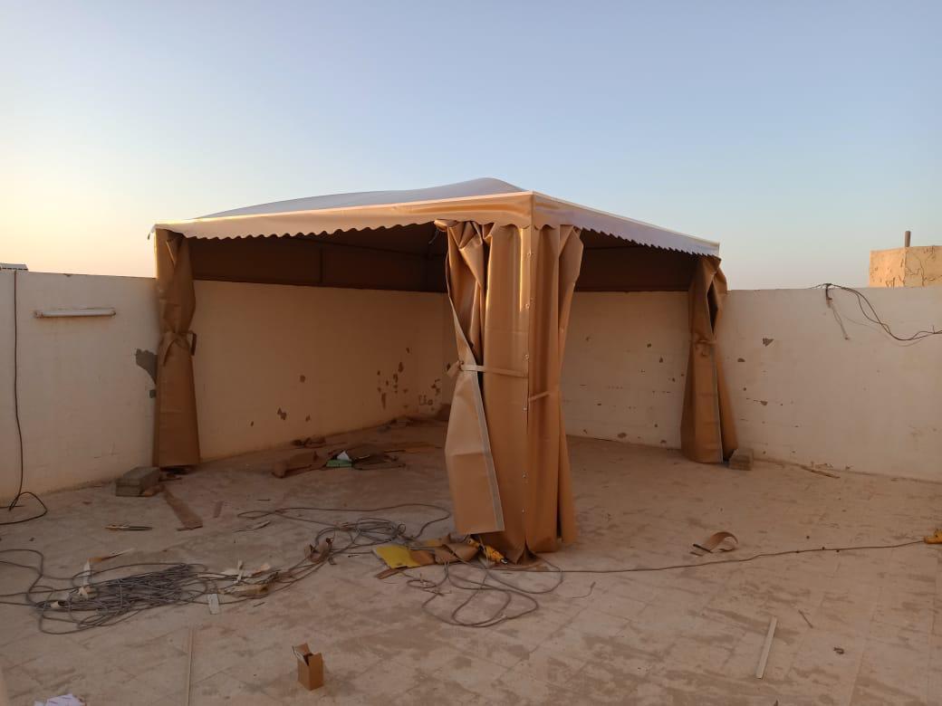 اسعار اقمشة مظلات الرياض  سعر pvc مظلات