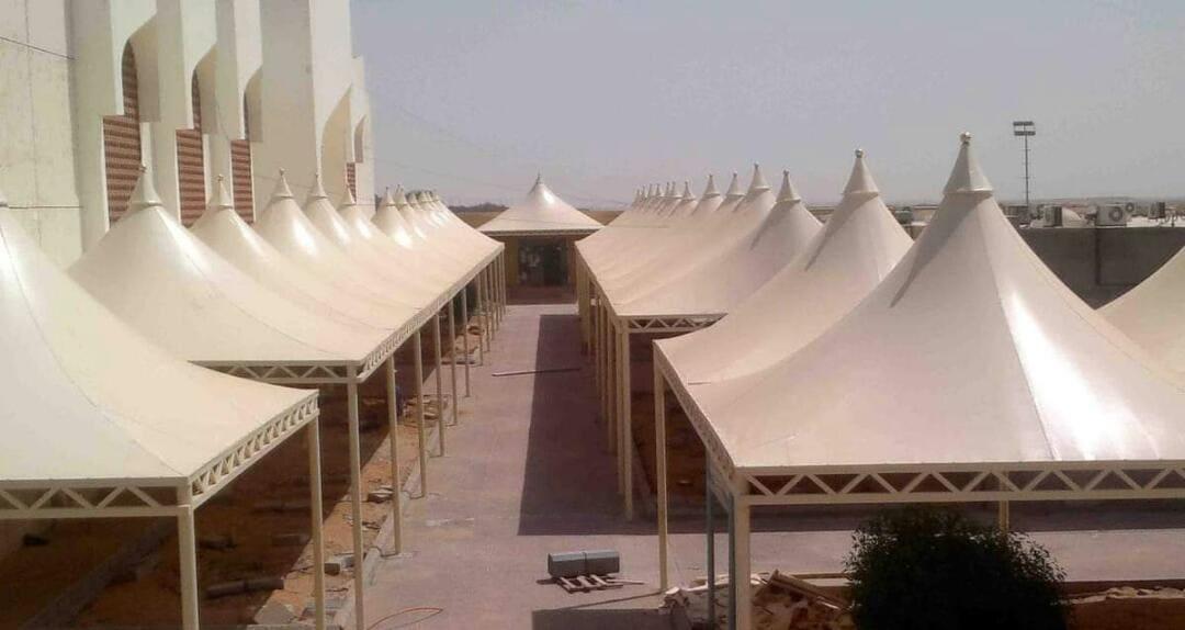 مظلات مدارس الرياض