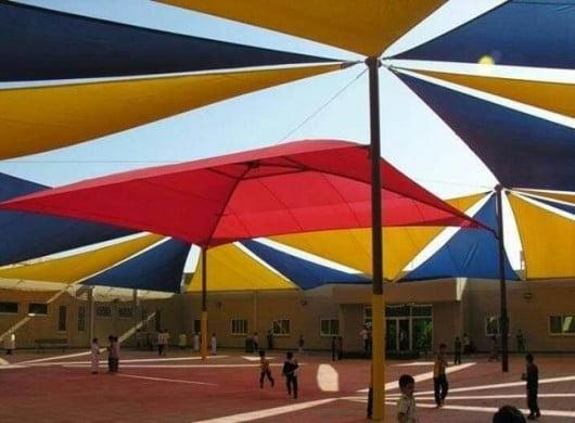 تركيب مظلات الرياض pvc بمواصفات عالية الجودة