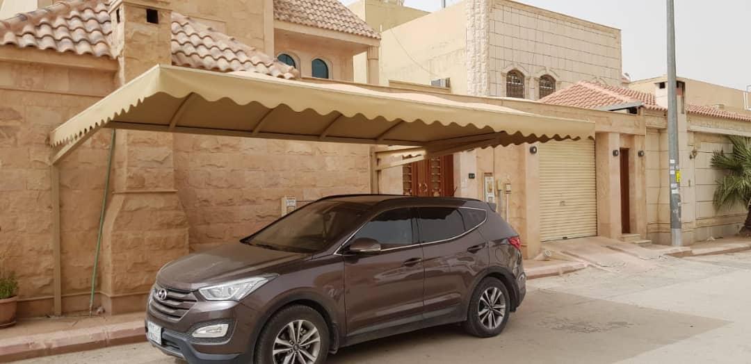 تصميم مظلات سيارات 2021 أسعار مظلات السيارات في الرياض